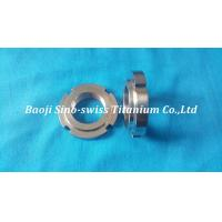 Buy cheap titanium stem washer/titanium stem washer nuts from wholesalers