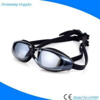 Buy cheap Prescription Antifog Anti UV Swimming Goggles with Mirrored Lens for Adults from wholesalers