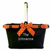 Wholesale Monogrammed Halloween Market Tote from china suppliers