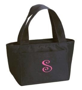 China Monogrammed Insulated Lunch Tote Bag