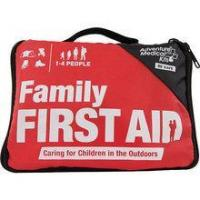 Adventure Medical Kit Adventure Family First Aid Kit Red/Black 0120-0230