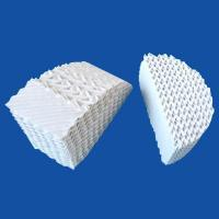 China Ceramic structured packing on sale