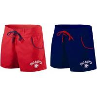 Wholesale TYR Female Lifeguard Boardshort Guard Short 2 Colors-Red or Navy from china suppliers