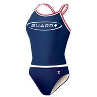 Wholesale TYR Female Guard Dimaxback Tankini Swimsuit TMGU1A Navy or Red from china suppliers