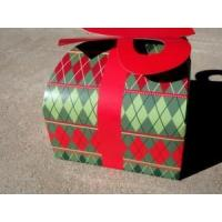 Wholesale Christmas Present Gift Tote Gift Box - Gourmet Treats from china suppliers