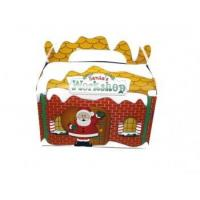 Wholesale Santas Workshop - Christmas Gift Tote Gift Box from china suppliers