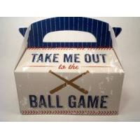 Wholesale Take Me Out To The Ball Game Gift Tote Vegetarian All Natural Treats from china suppliers