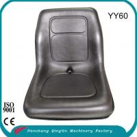 China High Back Waterproof Vinyl Allis Chalmers Tractor Seat Used For John Deere on sale