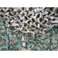 Buy cheap Fire Retardant Desert Camouflage Net, 210T Polyester Two Side PU Coated Desert Camo Nettin from wholesalers