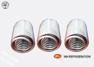 Quality Chiller Water Cooled Heat Exchanger Evaporator Coil For Carrier Air Conditioner for sale
