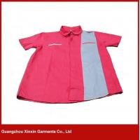 Wholesale Custom Embridery Logo Cleaning Overall Workwear Uniform Coat W75 from china suppliers