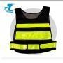 Quality Safety Reflective Fluorescent Safety Vest for sale