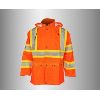 Wholesale Safety Jackets Hi Vis Waterproof Safety Jackets from china suppliers