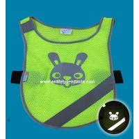 Buy cheap Safety Vest Reflective Mesh Vest For Children from wholesalers