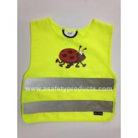 Buy cheap Safety Vest Children's Safety Vest Supplier from wholesalers