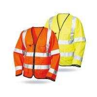 Wholesale Safety Vest High Visibility Long Sleeve Safety Vest from china suppliers
