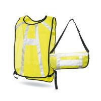 Wholesale Safety Vest EN1150 Two Tone Pocket Safety Baby Vest from china suppliers