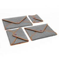 Buy cheap Simple Teenagers Wool Felt Bag Laptop Sleeve Case Cover from wholesalers