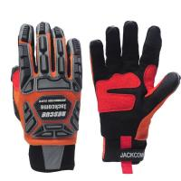 Buy cheap Jackcome rescue kevlar material gloves from wholesalers