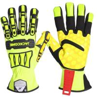 Buy cheap Full Spandex cuff for cut resistant gloves from wholesalers