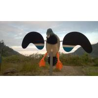 China Plastic motorized spinning-wings duck decoy on sale