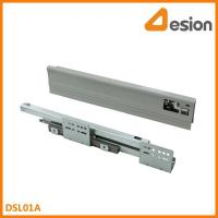 Wholesale double wall drawer slides DSL01A Under mounting concealed slides from china suppliers