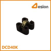 Wholesale 180 Degree Plastic Invisible Hinge DCD40K Cabinet hinge from china suppliers
