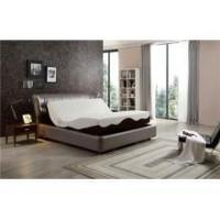 Buy cheap Coffe Color King Adjustable Bed from wholesalers
