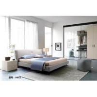 Buy cheap Grey Soft Cloth Bed from wholesalers