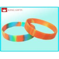 Marble color silicone wrsitband