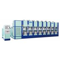 EVA Sole and Shoes Making, Two Shot Injection Molding Machine for sale