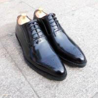 China SKP49- Patent Leather Shoes Oxford Shoes For Men Free Shopping on sale