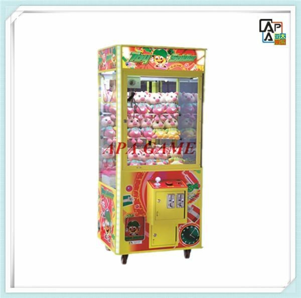 China Toy Soldier Classical prize crane game machine