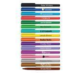 Buy cheap Note Writers - Fine Point Fiber Point Pens - USA Made from wholesalers