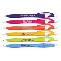 Buy cheap Silhouette Tropics - Retractable Ball Point Pen from wholesalers