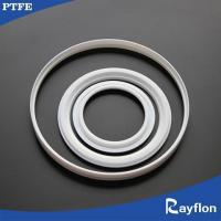 China Pump And Valve Seals PTFE Seating Rings For Butterfly Valve on sale