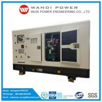 Silent Diesel Generator For Home Use for sale