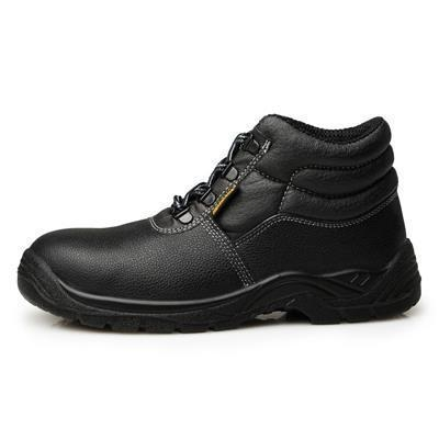 Quality steel toe work shoes Mid Cut Safety Work Shoes With Steel Toe For European Market for sale