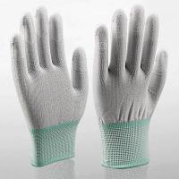 Buy cheap Safety Gloves pu coated hand gloves Full Finger PU Coated Gloves from wholesalers
