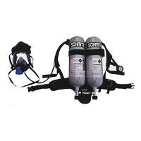 Buy cheap Double Cylinder Firefighter Self Contained Breathing Apparatus SCBA Mask from wholesalers