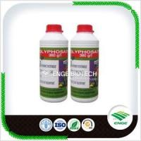 Buy cheap Herbicide Glyphosate 540g/l SL Potassium Salt from wholesalers