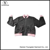 Wholesale Women's Trench Coats Black Fashion Jacket from china suppliers