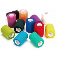 "Wholesale WildCow Vet Wrap Bulk 4"", Vet Tape Wrap Bandages Assorted Colors Pack of 12 from china suppliers"