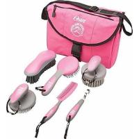 Wholesale Oster Equine Care Series 7-Piece Grooming Kit, Pink from china suppliers