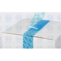 Buy cheap VOID Tamper Seal Tape For Carton Sealing , Protecting Your Valued Goods During Shipment from wholesalers