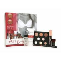 Wholesale ABS-in-a-BOX Body Sculpting Makeup Tummy Slimming Tan Firmer Bronzer for Women from china suppliers