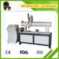 China 1200 Rotary Cnc Router Cylinder Engraving Machine on sale