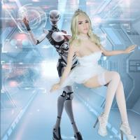 Buy cheap 5.2 ft Artificial Intelligent Sex Robot Real Life Male Sex Doll Robot from wholesalers