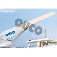 Buy cheap Ship Portable Yacht Cranes Are Custom-built with Hydaulic Winch and Remote Control. from wholesalers