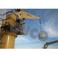 Buy cheap For Sale National Stiff Articulating Boom Cranes Are Hydraulic Cylinder Luffing. from wholesalers